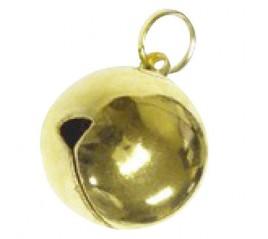 Cascabel Dorado   6 mm....