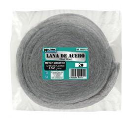 Lana De Acero 2500 gr....