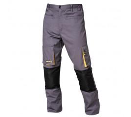Pantalon Gris/Amarillo Largo Varias Tallas