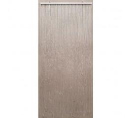 Cortina Puerta 90 Tiras PVC...