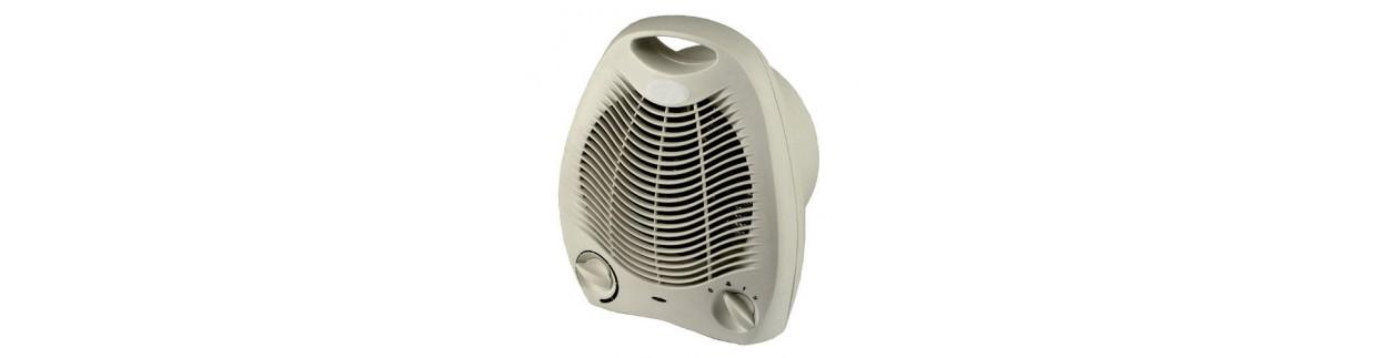 Todo tipo de Termoventiladores y termoconvectores al mejor precio de todo internet