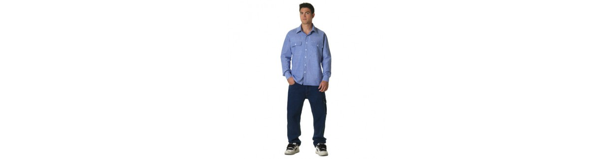 Todo tipo de Camisas de trabajo al mejor precio de todo internet