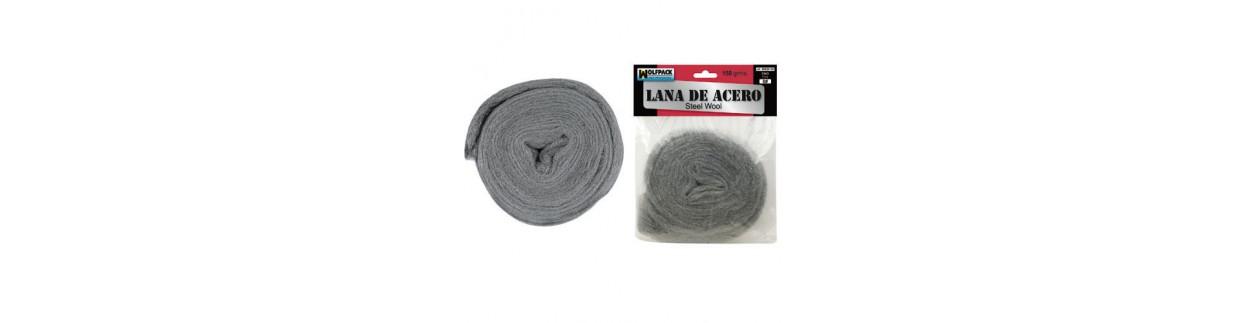 Todo tipo de lana de acero al mejor precio de todo Internet
